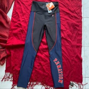 P.E Nation (xs) Rally leggings new with tags